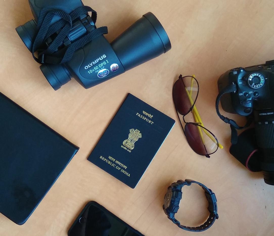 Renew Indian Passport in easy steps